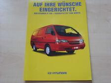 54175) Hyundai H 100 Prospekt 199?