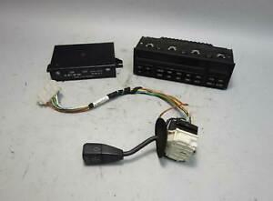 BMW E36 18 Button OBC Conversion Kit w Display Wiring Module Switch 1/95+ OEM