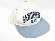 Sandpiper Bay Sunset Beach  North Carolina Adjustable Hat Ball Cap