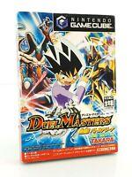 Duel Masters Nettou! Battle Arena - Jeu Nintendo Gamecube GC JAP Japan complet