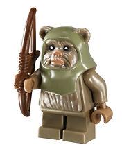 LEGO Star Wars minifigure Ewok Warrior 10236