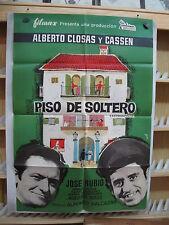 A3726 Piso de soltero Alberto Closas,  Cassen,  Pepe Rubio,  Pilar Cansino,  Nie