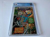 AMAZING SPIDER-MAN 88 CGC 7.5 DOCTOR OCTOPUS MARVEL COMICS 1970
