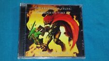 Soundtrack Zelda: Ocarina Of Time 3D Nuevo New and Sealed Nintendo B.S.O.