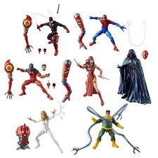 Marvel Legends Spider-Man Wave 10 Complete Set | BAF DR SP