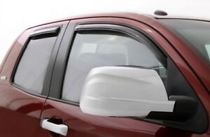 AVS 194447 In-Channel Ventvisor Window Deflector 4Pc  2008-2013 Cadillac CTS