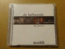 CD / DE BELHAMELS: DE PRINS - MUZIEK BAZAAAR