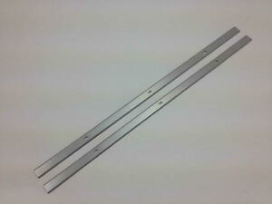 """12-1/2"""" Delta Portable Planer Knives for Delta 22-560 Replace 22-562 - Set of 2"""