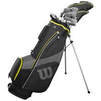 Wilson Profile SGI Right Hand Teen Carry Complete Golf Set