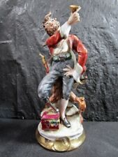 Pirate Holding Gold Object  -  Hand Painted -  Top Quality    (Pirate # 2)