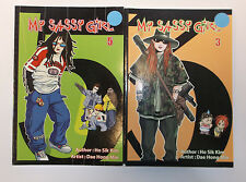 My Sassy Girl Manga Volume 3 and 5 Ho Sik Kim NM