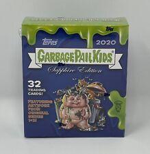 2020 Topps Chrome Sapphire Garbage Pail Kids GPK Sealed Box, New & Ready To Ship