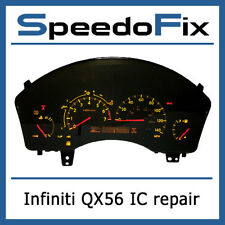 Infinity QX56 Instrument Cluster Speedometer Repair Service 2004 2005 2006 2007