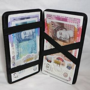 MAGIC WALLET bank note holder taxi cab bus driver milkman's puzzle