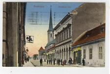 AK Nove Zamky, Ersekujvar, Komaromi utca, 1915