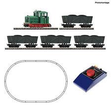 More details for roco 31034 industrial diesel freight starter set