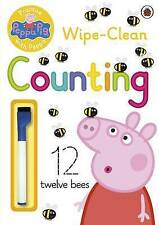 Peppa Pig: practicar con Peppa: de fácil limpieza contar - 9780723297765-G024