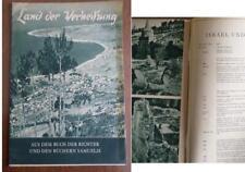 Land der Verheißung Das werden des Volkes Israel A. d. Buch der Richter 1963 DDR