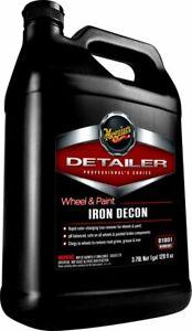 Meguairs D1801 Wheel & Paint Iron Decon 3.79L