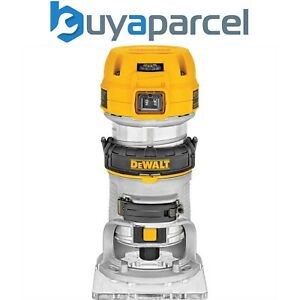 Dewalt D26200 900w Compact Fixed Base Corded Router 240v
