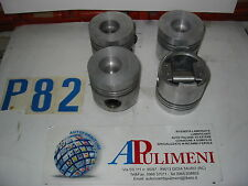 21214801 SERIE PISTONI ( 4PZ )  SENZA FASCE- FIAT IVECO 416A/612NE/616N2-N3/625N