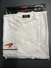 Hugo Boss West McLaren Mercedes T-Shirt Size L