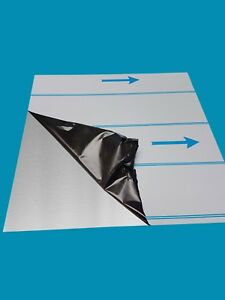 Aluminium Sheet Plate Flat 1mm - 4mm Multiple Sizes Available Grade 1050A H14