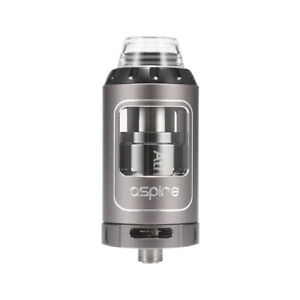 Brand New and Authentic Aspire Athos 2ml Tank Colour Grey