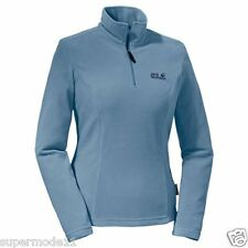 Jack Wolfskin Outdoor Pullover GECKO Women  color:smoke blue  Gr. XS  Neu