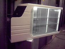 SCAOLA PICCALO COUNTER TOP DISPLAY CHILLER 2 DOOR SLIDING GLASS £420 + VAT: