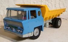 Camion BERNARD SOLIDO  1.43e métal  fabrication années 60