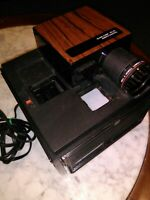 Bell And Howell Still Picture Projector Model 857bh