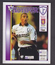 Merlin shreddies-Premier League 96 - # 180 Tottenham programa