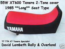 XT600Z 55W 1EN Yamaha Tenere 1985 Seatcover Coprisella Sitzbezug Funda Asiento