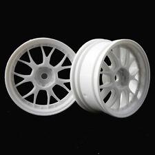 4x Wheel 26mm,Rim Hex 12mm, RC 1:10 On-Road Street Drift Car tires 907W