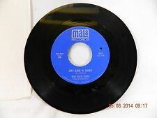 Box Tops Cry Like A Baby / The Door You Closed To Me 1968 Mala Garage Rock 45