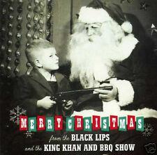 "BLACK LIPS / KING KHAN & BBQ 'Christmas Baghdad X-mas 7"" Green vinyl mark sultan"