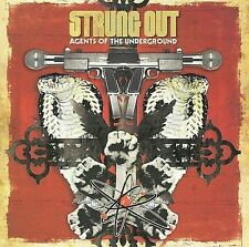Agents of the Underground by Strung Out (CD, Oct-2009, Fat Wreck Chords)