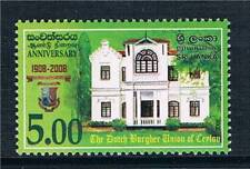 Sri Lanka 2008 Dutch Burgher Union SG 1967 MNH