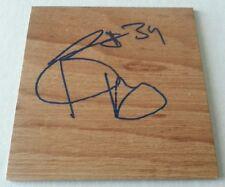 Ryan Kelly Duke Blue Devils Signed Autographed Mini Floorboard