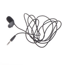 3.5mm Mini Studio Speech Mic Microphone Clip for PC Desktop Notebook 1.5M Pj