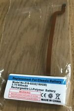 More details for oem battery for apple ipod classic 6th generation 80gb thin same day dispatch