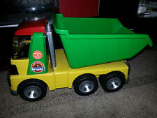Bruder ROADMAX Dump Truck Toy - Made in Germany