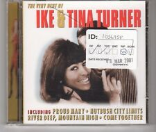 (HH456) The Very Best of Ike & Tina Turner - 1999 CD