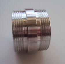 Custom Saber Shop Double ended male coupler lightsaber hilt connector TCSS MHS