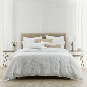 Private Collection Parisi Quilt Cover Set White