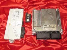 BMW E60 E61 5 series 3.0d M57N2 Engine ECU CONTROL UNIT DDE CAS 2 Smart Key Set