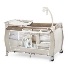New Hauck Baby centre Playpen Travel cot+toybar+Bassinett + changer in Friend