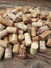150 Old Wine Bottle Corks - Real Cork Board Vintage Crafting