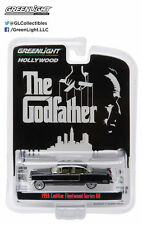 Greenlight 1955 Cadillac Fleetwood from The Godfather 1/64 Scale Diecast Car